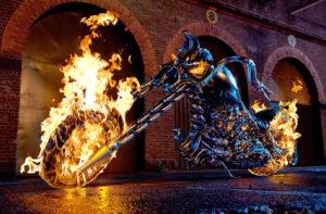 Ghost Rider - Jasin Boland