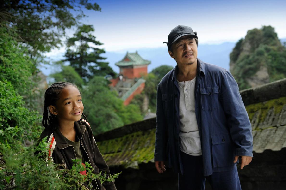 The Karate Kid - Jasin Boland